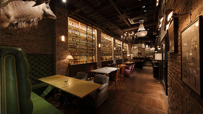 TOKYO Whisky Library