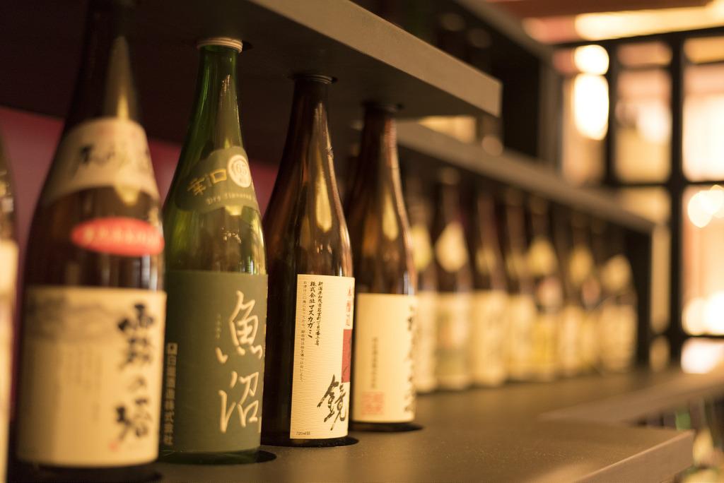 新潟日本酒
