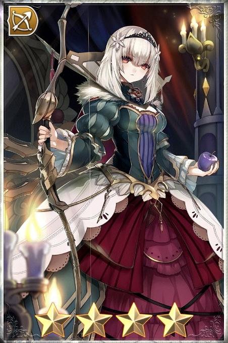 グリムエコーズ:毒林檎の王妃(弓)